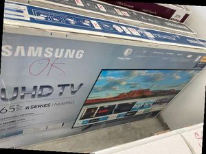 "Samsung 65"" UN65NU6950F 7C8T for Sale in Farmers Branch, TX"