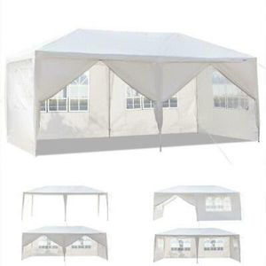 10'x20' White Gazebo Canopy Party Tent Outdoor Use for Sale in Phoenix, AZ