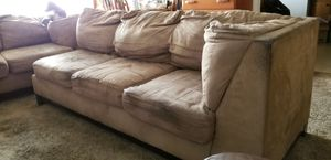 Free couch Must be gone by morning for Sale in Chico, CA