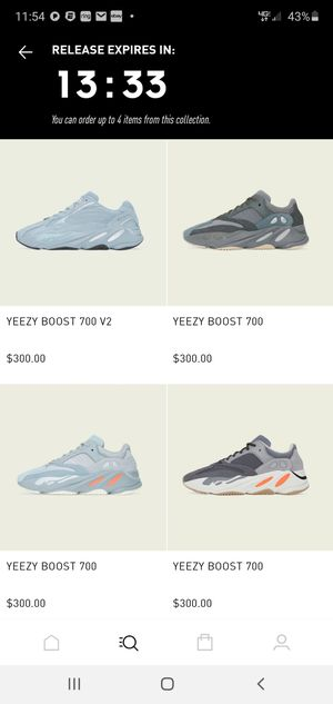 Yeezy 700 for Sale in Fresno, CA