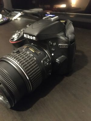 Nikon D3300 for Sale in Placentia, CA