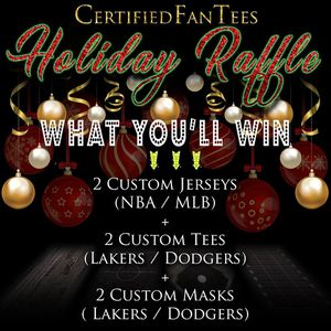 Holiday Raffle Time for Sale in Downey, CA