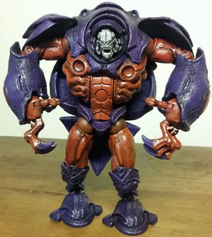 Onslaught X-Men Action Figure marvel legends comics toy baf cnc for Sale in Marietta, GA