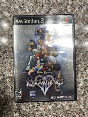 Kingdom Hearts 2 (PS2) for Sale in Las Vegas, NV