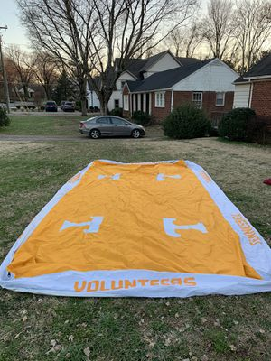Tennessee Volunteers tent cover long for Sale in Nashville, TN