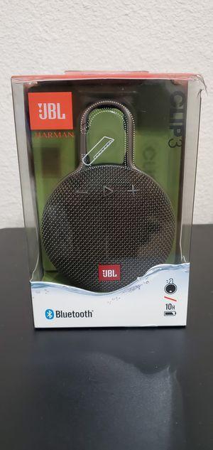 JBL CLIP 3 Speaker - Green for Sale in San Antonio, TX