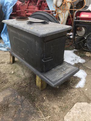 Wood stove 100$ for Sale in Belleville, MI