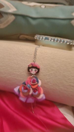 Doll nexklace for Sale in Odessa, TX