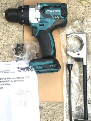 Makita hammer drill tool only tool only for Sale in Fremont, CA