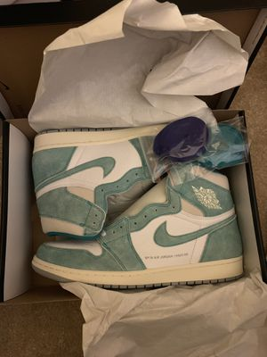 Air Jordan 1 retro turbo green size 14 brand new for Sale in Arlington, VA