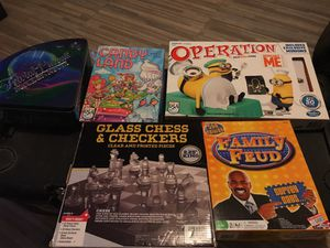 Board games for Sale in Austin, TX