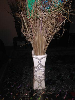 Vase and flower for Sale in Nashville, TN