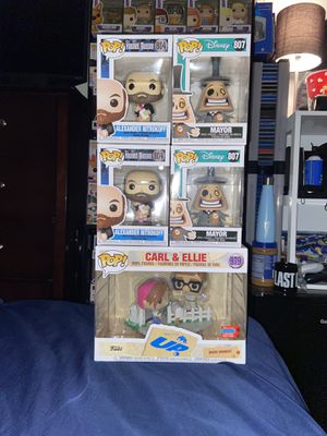 Disney Funko Pop Bundle for Sale in Dulles, VA