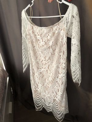 White lace dress for Sale in San Francisco, CA