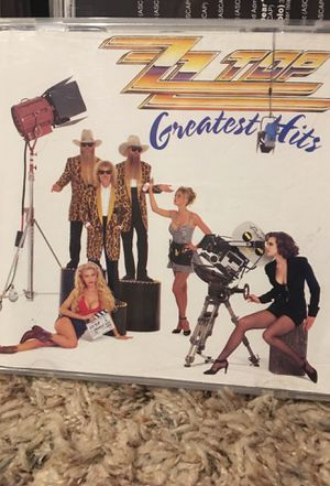 ZZ Top greatest hits for Sale in Apex, NC