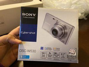 Sony cyber-shot camera for Sale in Camden, NJ
