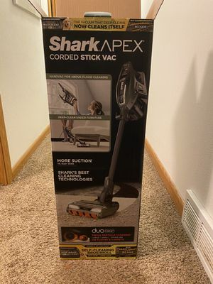 Shark APEX Vac NEW for Sale in Wausau, WI