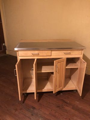 Awesome Freestanding Kitchen Island for Sale in New York, NY