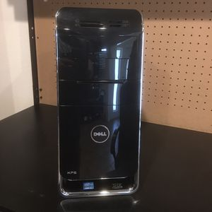 i7 Dell XPS Gaming Tower Win 10, Office, 16 GB of Ram, and HDMI! for Sale in Fresno, CA