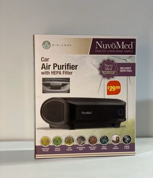 Car Purifier With HEPA Filter on sale for Sale in Sacramento, CA