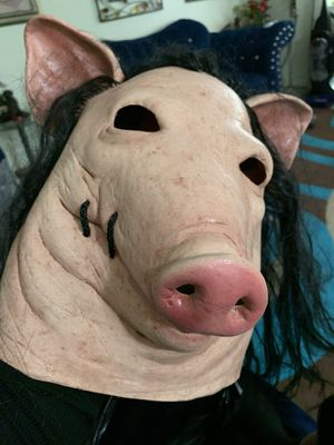 Saw Pig Mask for Sale in Sacramento, CA