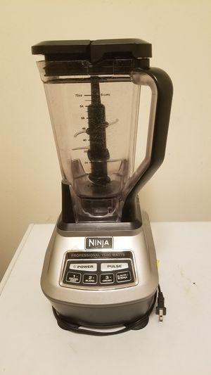 Ninja Professional 1500 Watt Blender for Sale in Bonney Lake, WA