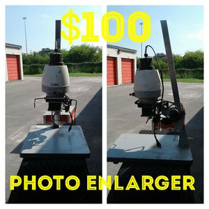 Photo enlarger for Sale in Houston, TX