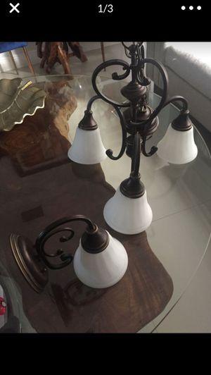 2 lámparas x 35$ for Sale in Miami, FL