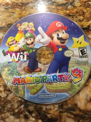 Mario party 9 Wii for Sale in Orlando, FL