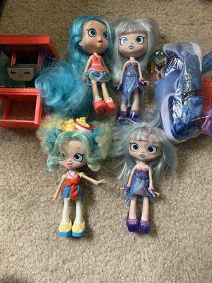 Shopkin dolls for Sale in Houston, TX