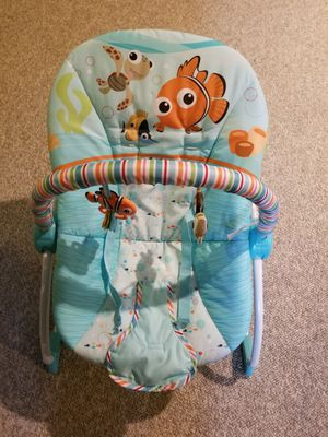 Finding Nemo baby bouncer for Sale, used for sale  Freehold, NJ