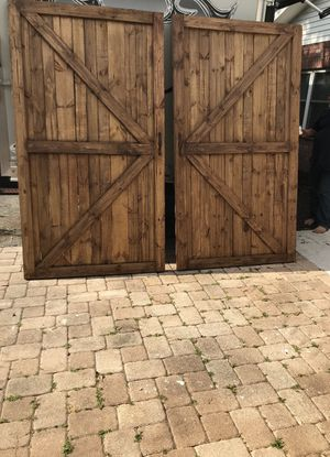Barn doors for Sale in Plant City, FL