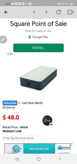 Air mattresses i have about 50 for Sale in Los Angeles, CA