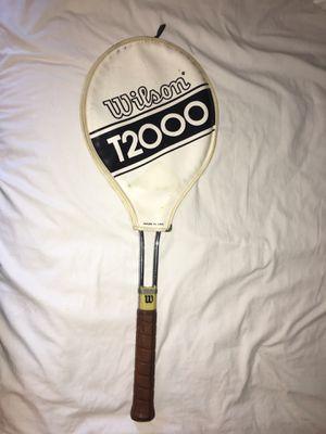 Tennies Racket Wilson T2000 for Sale in Tampa, FL