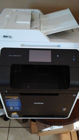 Brother MFC L8850 office printer for Sale in Tampa, FL