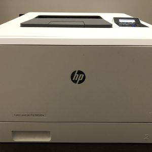 HP Color Laser Jet Pro M452nw for Sale in Austin, TX