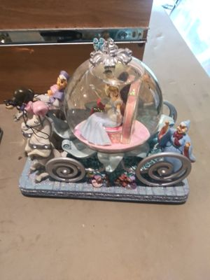 Disney snow globes for Sale in Freehold, NJ