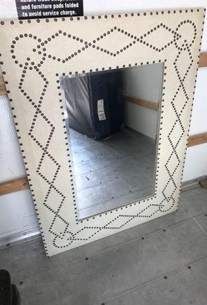 Pottery Barn Wall Mirror 3.5' x 2.5' for Sale in Alexandria, VA