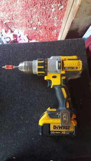 Dewalt brushless drill 20v Lithium ion for Sale in South Salt Lake, UT