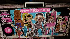 Lol remix 4 doll special edition new never been opened for Sale in Fontana, CA