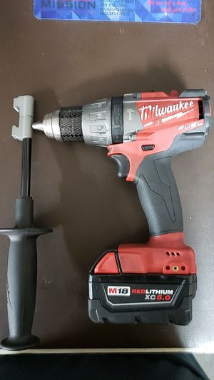 Milwaukee M18 Fuel 1/2 Hammer Drill for Sale in Salida, CA