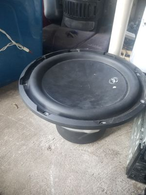 "10"" JL Audio W3 subwoofer for Sale in Dallas, TX"