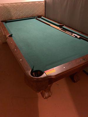 Pool Table for Sale in Hiram, GA