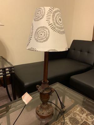 Brown lamp for Sale in Baltimore, MD