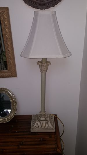 Table lamp for Sale in Greer, SC