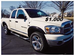 ☑️For Sale 2006 Dodge Ram 1500 SLT $1000 for Sale in Garrison, MD