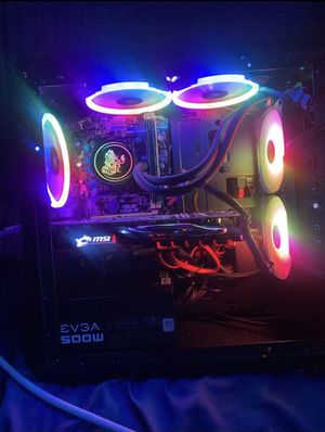 I5 gaming pc RX 570 for Sale in Highland, CA