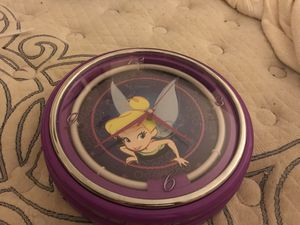 Tinkerbell clock for Sale in Frederick, MD