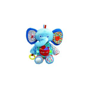 "Developmental elephant plush ""The world of Eric Carle"" blue for Sale in Annandale, VA"