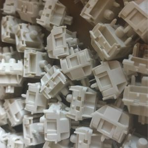 Lubed Novelkey Cream Switches (70) Pickup Or Ship for Sale in Frisco, TX